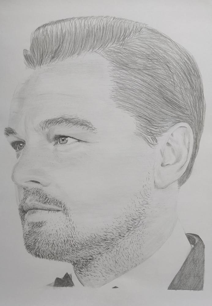 Leonardo DiCaprio por Rypka